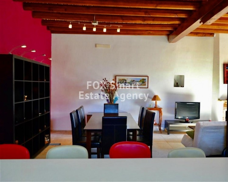 For Sale 1 Bedroom Semi-detached House in Apsiou, Limassol
