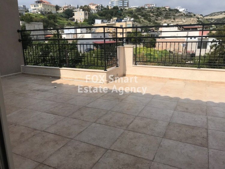 For Sale 3 Bedroom Penthouse Apartment in Laiki leykothea, Agia Fylaxis, Limassol
