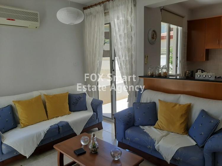 For Sale 2 Bedroom Semi-detached House in Dekelia, Larnaca