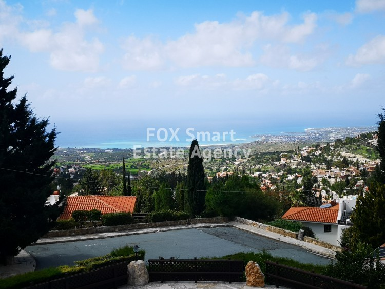 For Sale 4 Bedroom Detached House in Tala, Paphos