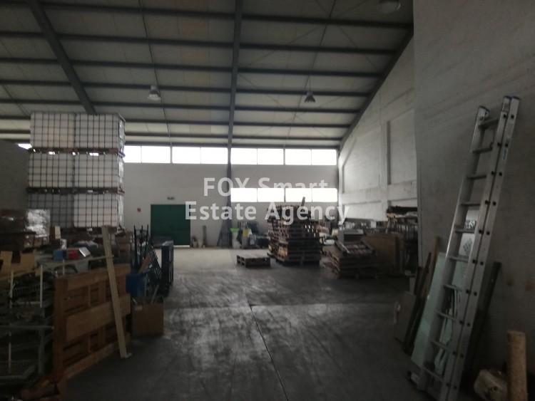 Warehouse / Factory in Ypsonas, Limassol