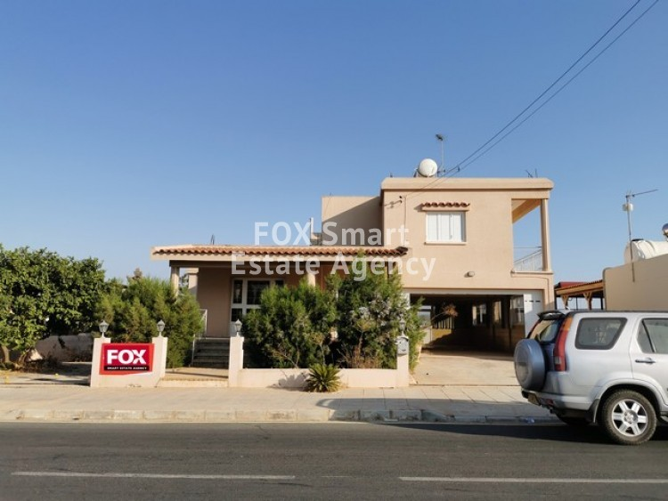 For Sale 3 Bedroom Detached House, with TITLE DEEDS, in Avgorou, Famagusta