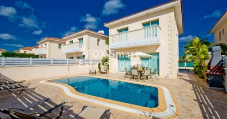 For Sale 3 Bedroom Detached House in Protaras, Famagusta
