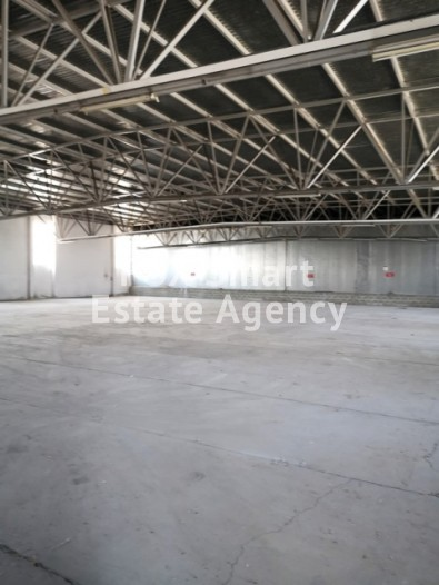Industrial Warehouse / Factory in Tsiflikoudia, Limassol, Limassol