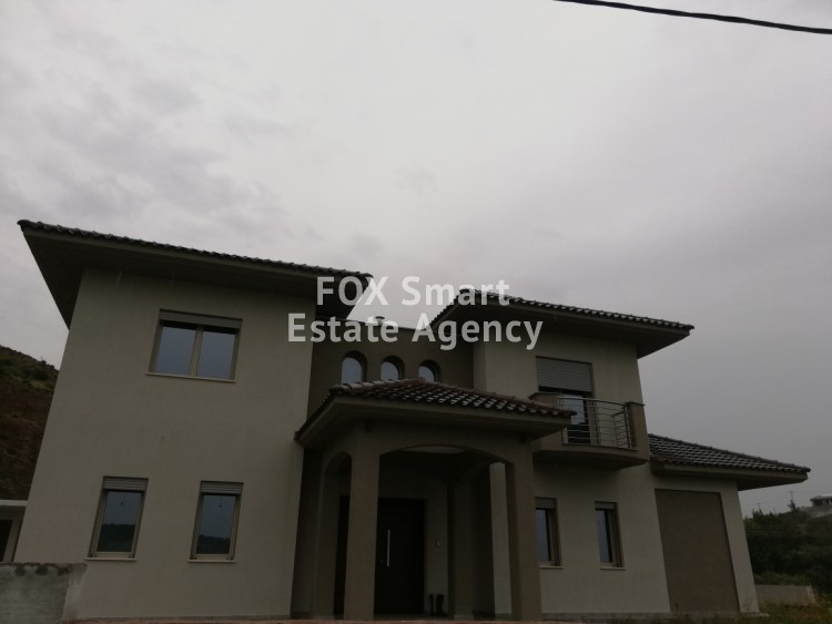 To Rent 4 Bedroom  House in Parekklisia, Limassol