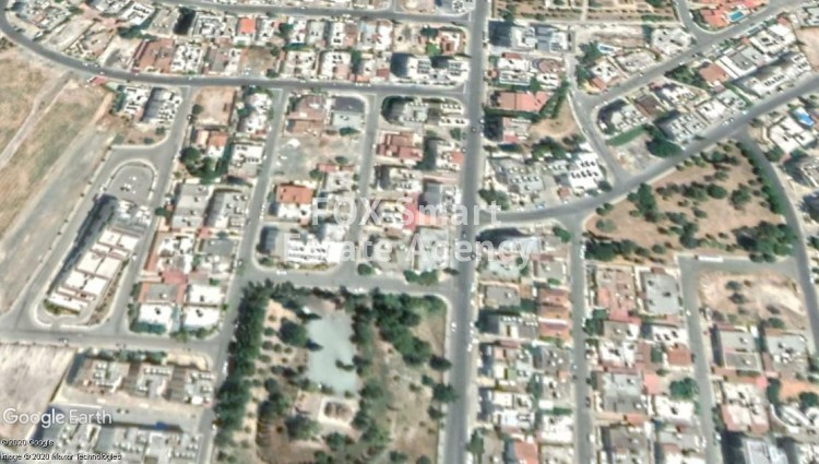 Large Plot of 540m² for sale in Cineplex area, Larnaca