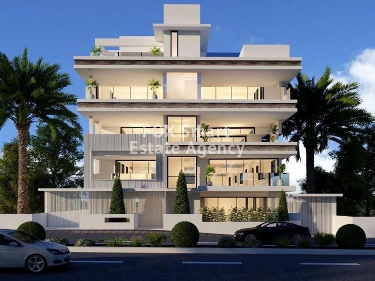 For Sale 2 Bedroom Apartment in Pernera, Strovolos, Nicosia