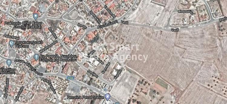 Residential Plot in Kalo chorio, Kalo Chorio Larnakas, Larnaca
