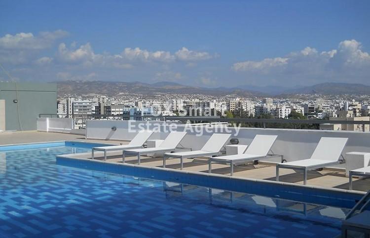To Rent 1 Bedroom Ground floor Apartment in Agia trias, Limassol