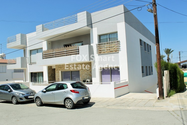 Building of 6 One-Bedroom and 2 Two-Bedroom Apartments in Makedonitissa, Nicosia