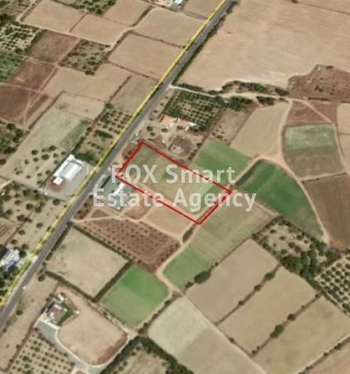 Residential Land 6,021sq.m in Pera Oreinis, Nicosia