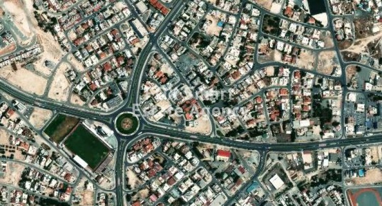 Residential Plot in Salamina stadium area, Larnaca