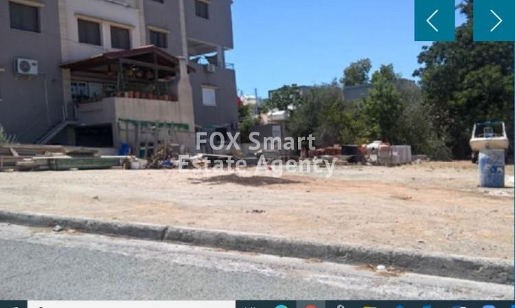 Residential Plot 575sq.m in Kaimakli, Nicosia