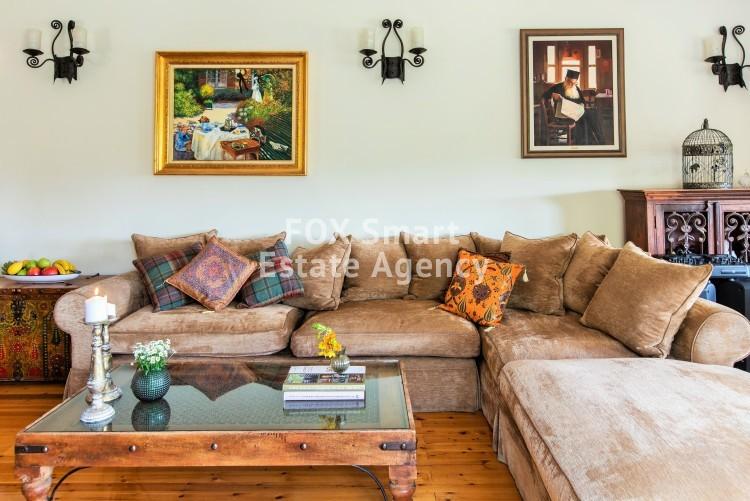 Impressive 8 Bedroom Residence on 54152sqm land in Lythrodontas, Nicosia