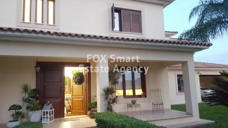 For Rent Luxury 4 Bedroom Detached House in Latsia, Nicosia