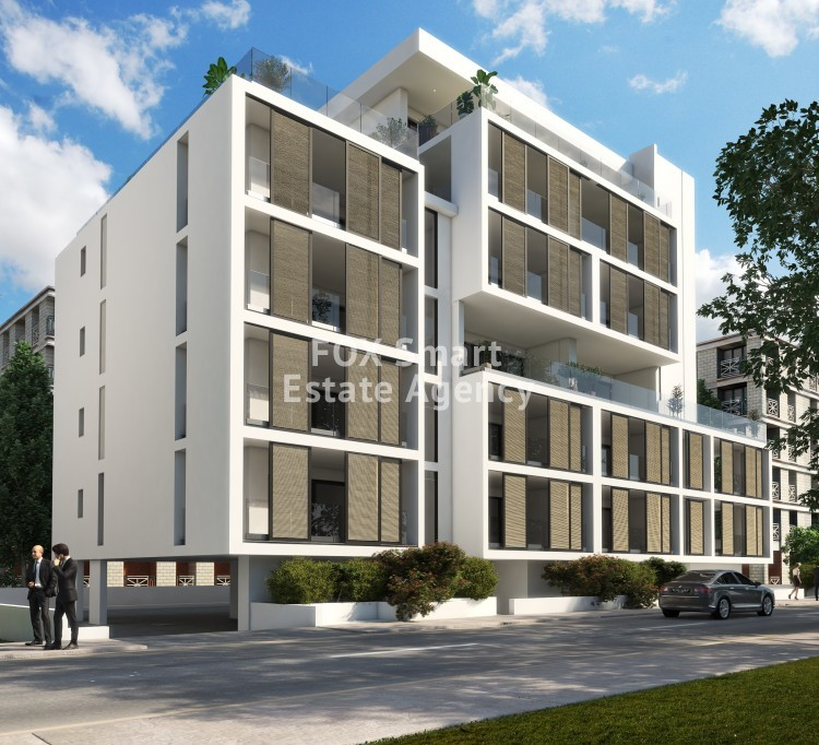 For Sale brand new 3 bedroom apartment in Acropolis