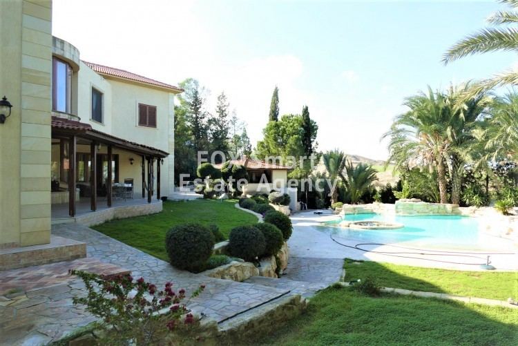 For Rent 5 Bedroom House near GSP Stadium with beautiful garden and swimming pool