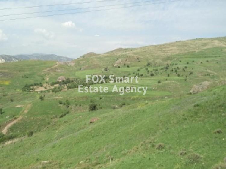 Land in Choletria, Paphos
