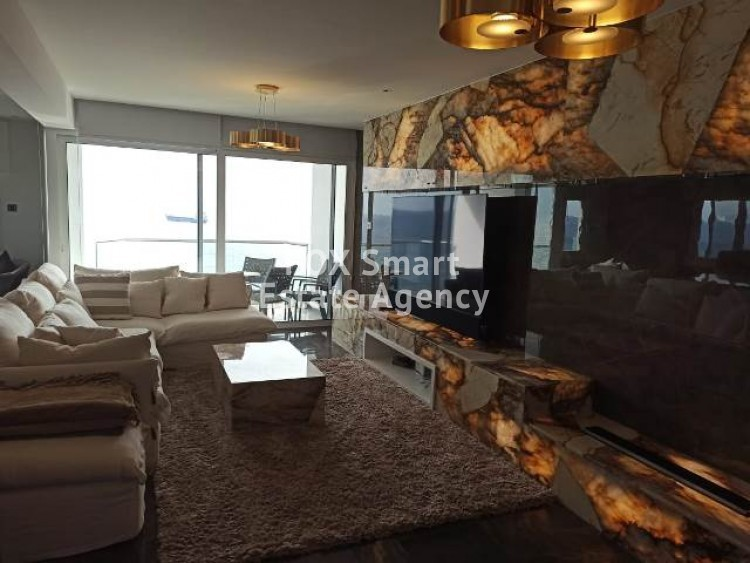 To Rent 3 Bedroom Penthouse Apartment in Agia napa, Limassol