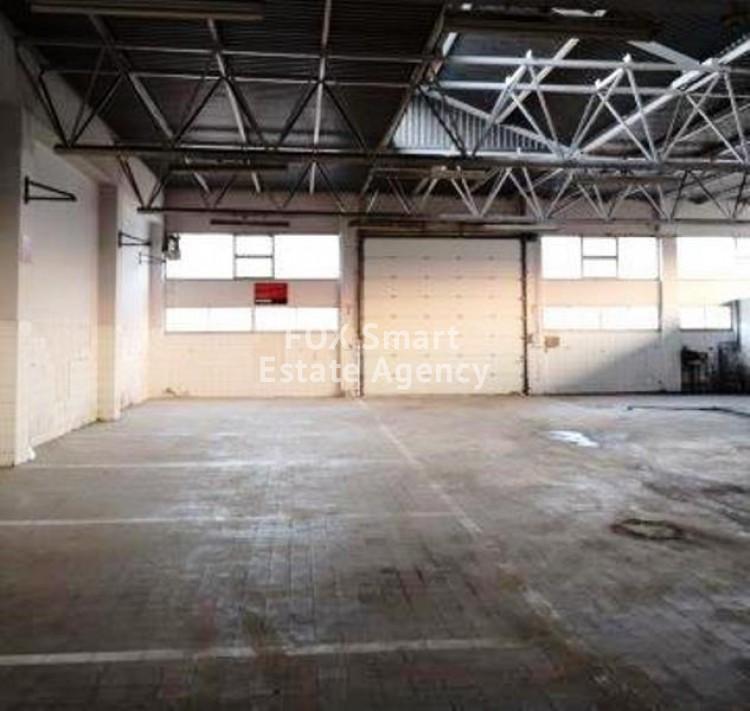 Warehouse / Factory in Tsiflikoudia, Limassol, Limassol