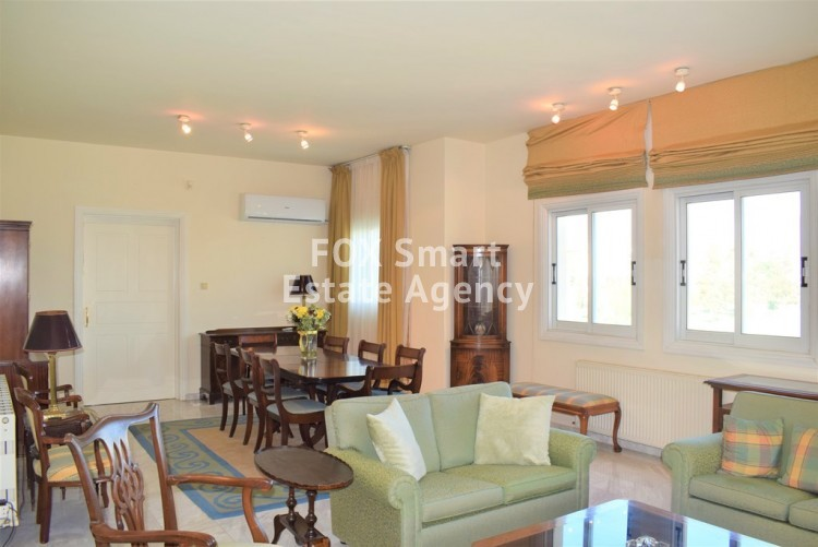 For Rent Beautiful 3 Bedroom Detached House Plus a Maids room in Strovolos, GSP area