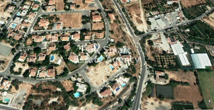 Residential Plot in Agia paraskevi, Germasogeia, Limassol