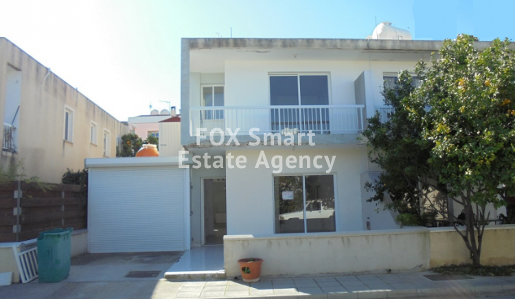 For Sale 3 Bedroom Semi-detached House in Agios theodoros, Paphos