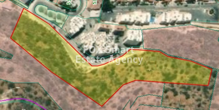 Residential Land in Agia paraskevi, Germasogeia, Limassol