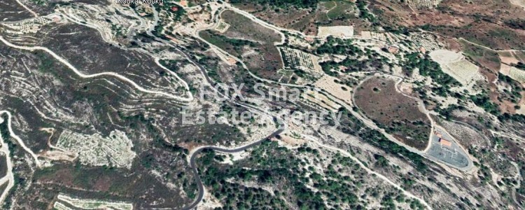 Land in Kouka, Limassol
