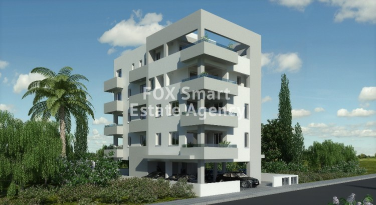 1 Bedroom Under Construction Apartment For Sale,  in Drosia area, Larnaca