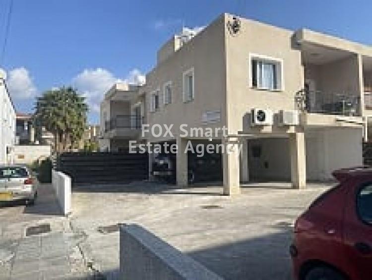 For Sale 1 Bedroom Ground floor Apartment in Universal, Paphos