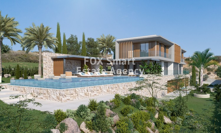 For Sale 6 Bedroom Detached House in Mouttagiaka, Limassol