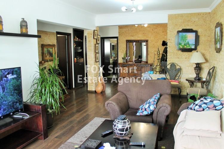 Elegant Fully Renovated 3 Bedroom Apartment in Agioi Omologites, Nicosia