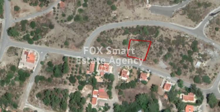Residential Plot in Trimiklini, Limassol