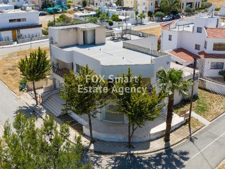 Mixed use Corner Building in Engomi, Nicosia