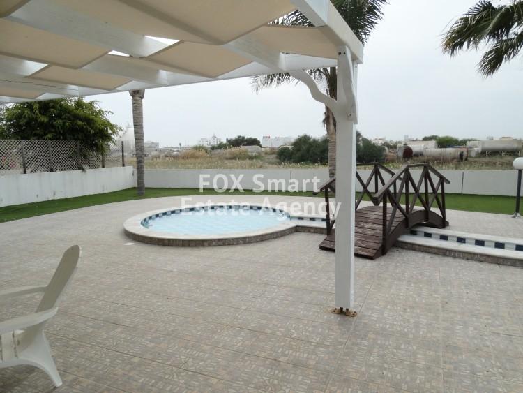 For Sale Two+1 Ground Floor Apartment off Dekelia Road Larnaca