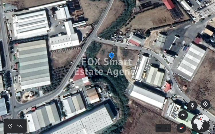 For Sale Industrial Land 6,780sq.m in Dali, Nicosia