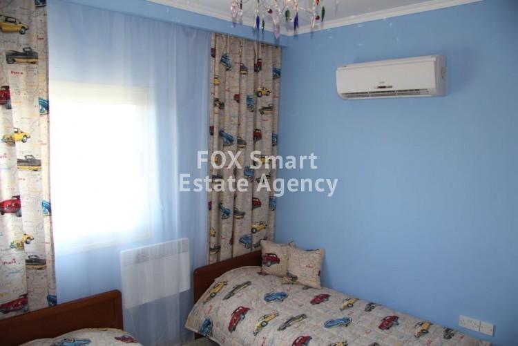 To Rent 2 Bedroom Top floor Apartment in Pyrgos - tourist area, Limassol