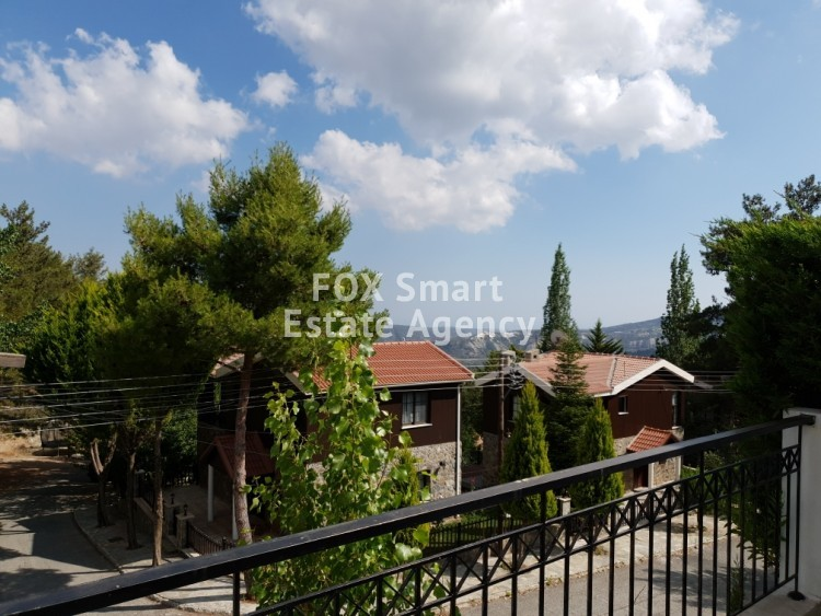 To Rent 2 Bedroom Maisonette House in Pano platres, Limassol