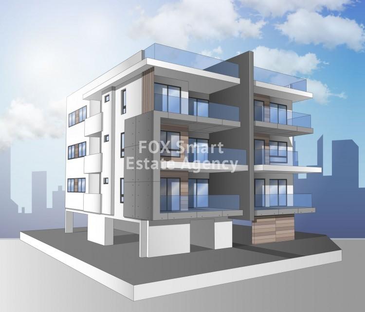 For Sale 3 Bedroom Top floor with roof garden Apartment in Omonoia, Limassol