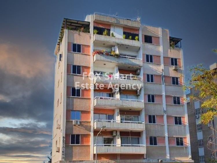 For Sale 3 Bedroom Apartment in Agios Atonios, Nicosia Centre