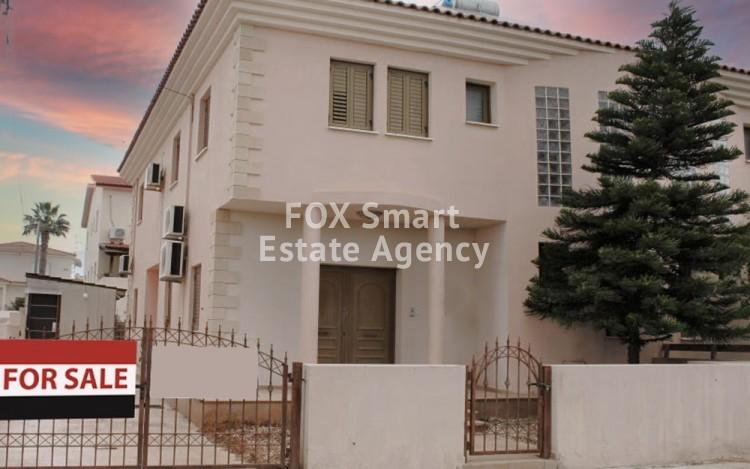 For Sale 3 Bedroom Maisonette, Semi-detached House in Latsia, Nicosia