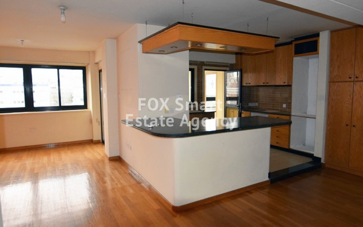 For Sale 3 Bedroom Apartment in Trypiotis, Nicosia Centre