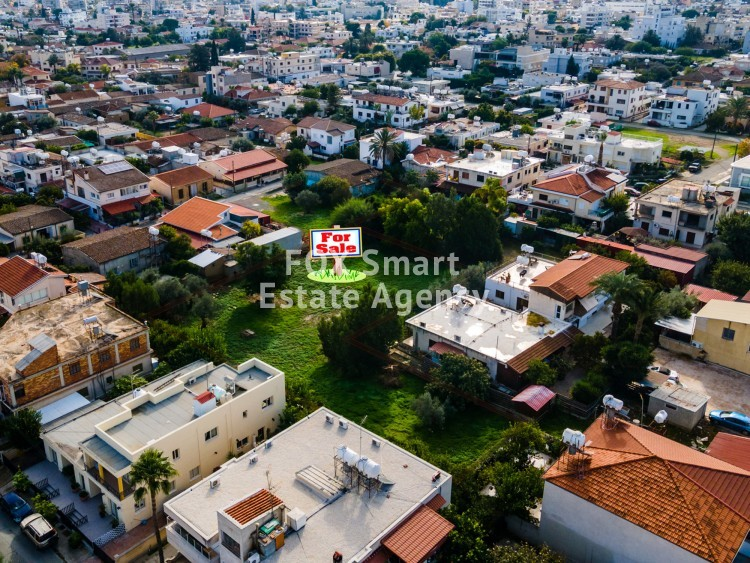 For Sale Residential Plot  3225sqm in Kaimakli, Nicosia