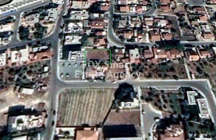 For Sale Residential Plot 586sq.m in Latsia, Nicosia