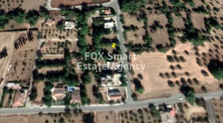 Residential Plot in Kornos, Larnaca