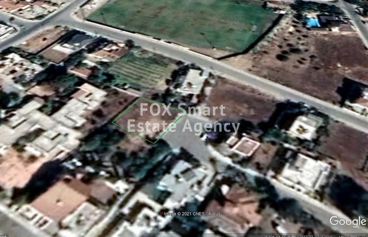 For Sale Residential Plot 553sq.m in Latsia, Nicosia