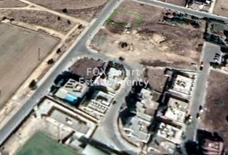 For Sale Residential Plot 594sq.m in Latsia, Nicosia