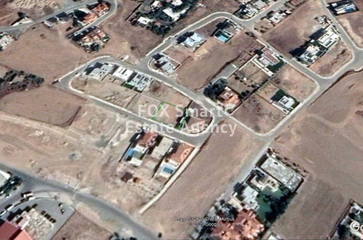 Residential Plot in Agios georgios, Latsia, Nicosia