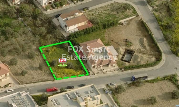 For Sale 617sq.m Plot in Latsia, Nicosia